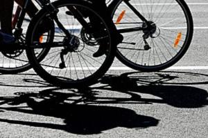 Du 16 au 21 septembre a lieu la Semaine de la Mobilité en Europe, une mobilisation en faveur des alternatives à la voiture, comme les deux-roues (photo d'archive). - REUTERS