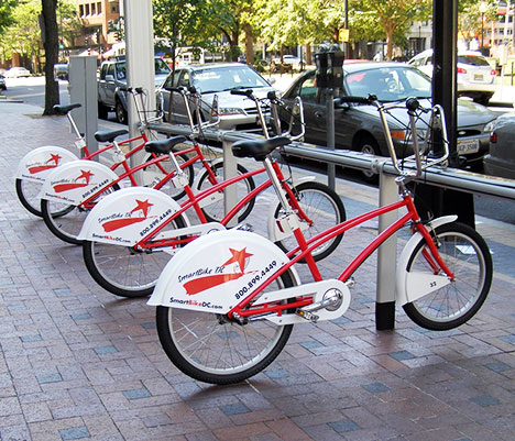 Smartbike de Washington DC