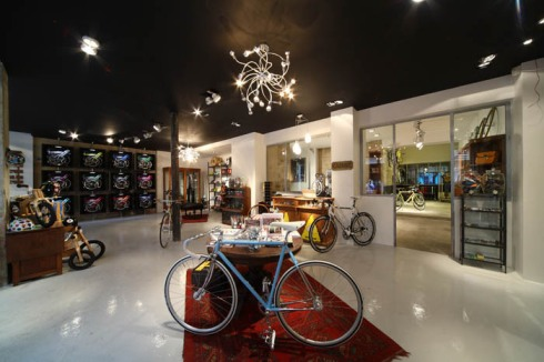 Boutique en Selle Marcel Paris