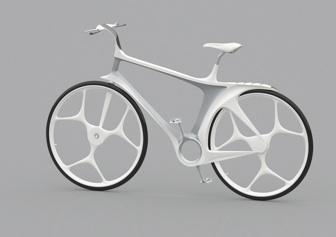 Vélo Design par Rafael Schmidt