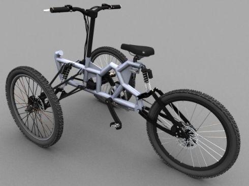 Tricycle Kamikaze