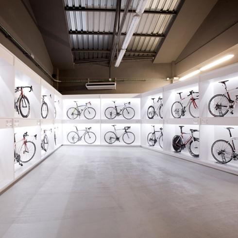 Culture vélo magasin espagne
