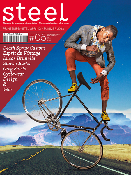 Steel magazine #5